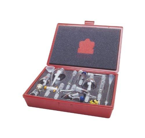 Kimble Chase 269330-0000 Williamson Macroscale Kem-Kit Organic Chemistry Kit, Standard Taper 14/20