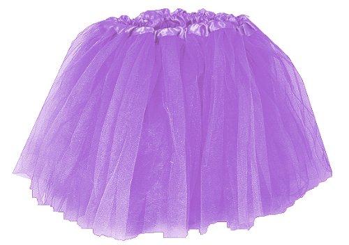[Girls Ballet Tutu Lavender] (China Costume For Girls)