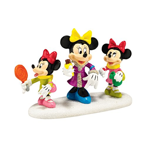 Department 56 Disney Village Minnie s Treats for Sweets Accessory Figurine