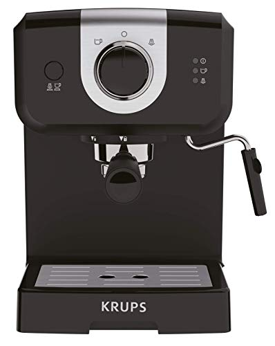 KRUPS XP3208 15-BAR Pump Espresso and Cappuccino Coffee Maker