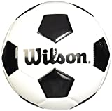 Kyпить Wilson Traditional Soccer Ball (Size 5) на Amazon.com