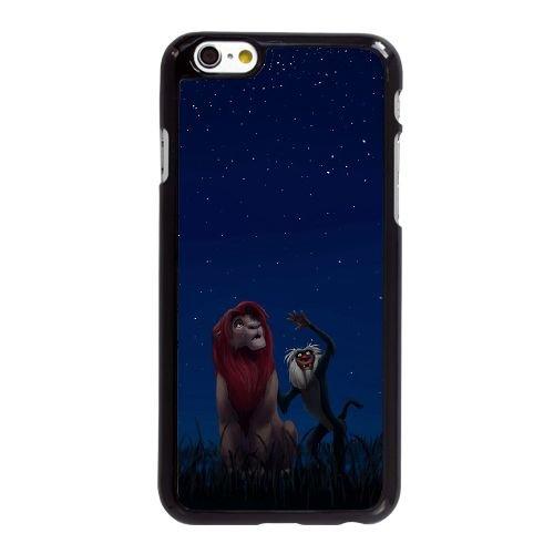 Disney Le Roi Lion Caractère Rafiki QH85SR2 coque iPhone 6 6S 4,7 pouces de mobile cas coque H5ZL4B5TX