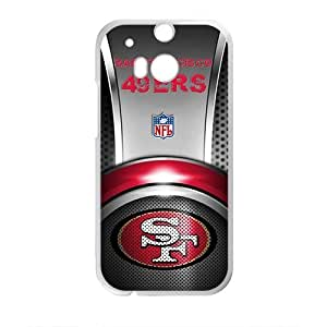 San Francisco 49ers Brand New And High Quality Custom Hard Case Cover Protector For HTC M8 by mcsharks