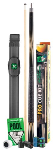 Pool Sticks Mcdermott - McDermott Pro Pool Cue Kit