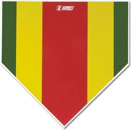 Schutt Sports Baseball/Softball StrikeZone Home Plate Pitching Aid – DiZiSports Store