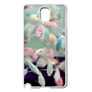 Colorful fish ZLB607220 Unique Design Phone Case for Samsung Galaxy Note 3 N9000, Samsung Galaxy Note 3 N9000 Case