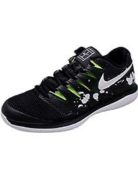 Mens Air Zoom Vapor X Premium Mens Tennis Shoes (10, Black/White) · Nike