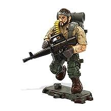 Mega Construx Call Of Duty M Sgt. Frank Woods Construction Set