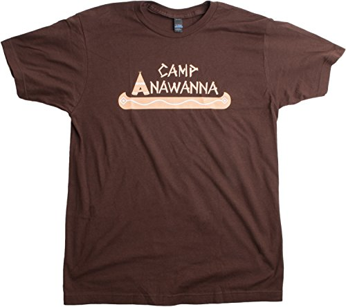 Camp Anawanna | Retro 90s Kid TV Summer Camp Throwback Unisex T-shirt