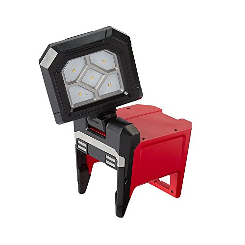 Milwaukee M18 18-Volt Lithium-Ion Cordless Rover Mounting 1500 Lumens Flood Light, Mount, Clamp, Hang or Carry Anywhere,3 Light Output Modes, Impact Resistant, LEDS Never Need Replacing by .Milwaukee.