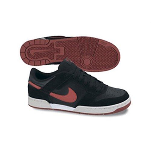 cozy fresh 6ea64 091fe Amazon.com | Nike Men's RENZO 2 SKATE SHOES 10 Men US (BLACK ...