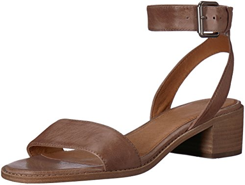 Heeled Women's Frye Cindy Piece Sandal Grey 2 xAU7gvq