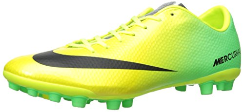Nike Mercurial Veloce AG - Hombres - Botas de fútbol Amarillo /Negro Amarillo / Verde / Negro
