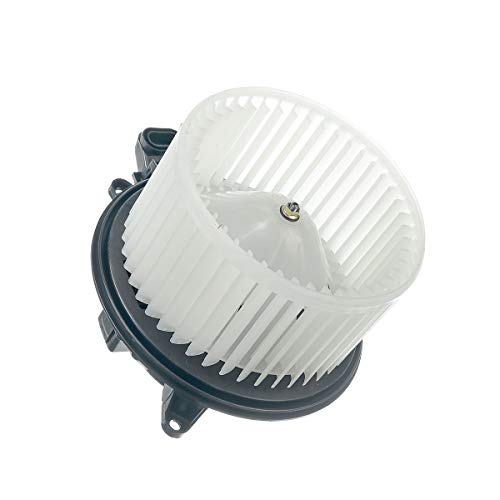(A-Premium Heater Blower Motor with Fan Cage For Ford Expedition 2009-2017 F-150 F-250 Lobo Lincoln)