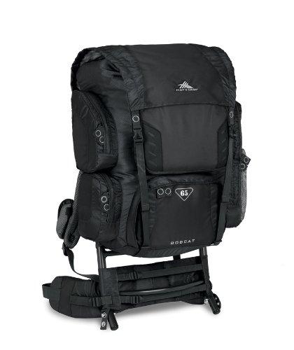 High Sierra Sport Company 65 External Series Bobcat (Black), Outdoor Stuffs