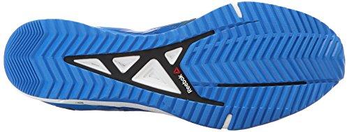 Reebok Herren CrossFit Sprint 2.0 SBL Trainingsschuh Schwarz / Blau / Weit Blau / Weiß