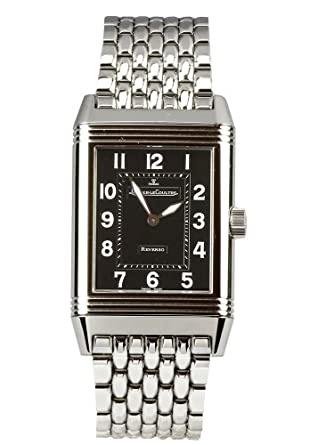 0361f73c248 Buy Jaeger-leCoultre Men s 2798170 Reverso Grande Taille Watch Online at Low  Prices in India - Amazon.in