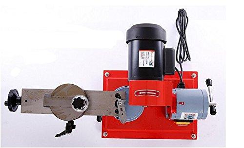 ELEOPTION® 220V Circular Saw Blade Grinder Rotary Angle Mill Sharpener 125mm32holes