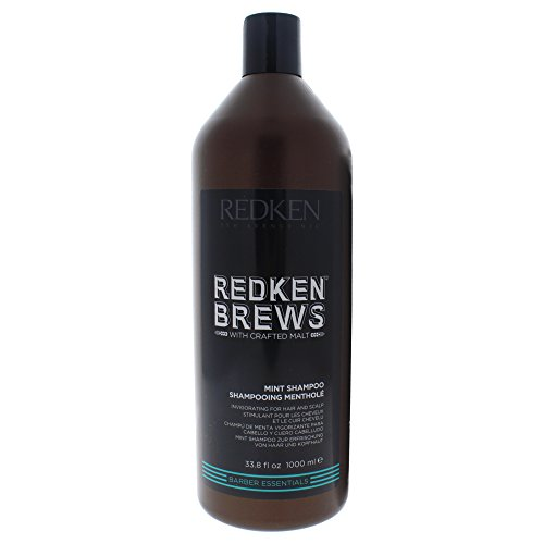 Clean Shampoo Redken Go - Redken Brews Mint Shampoo