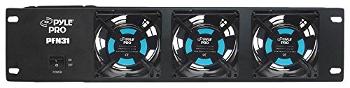 Pyle-Pro PFN31 19'' Rack Mount Cooling  Fan System