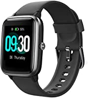 Willful Smartwatch,1.3 Zoll Touch-Farbdisplay Fitness Armbanduhr mit Pulsuhr Fitness Tracker IP68 Wasserdicht Sportuhr...