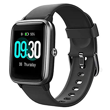 Willful-SmartwatchReloj-Inteligente-con-PulsometroCronometrosCaloriasMonitor-de-SuenoPodometro-Monitores-de-Actividad-Impermeable-IP68-Smartwatch-Hombre-Reloj-Deportivo-para-Android-iOS