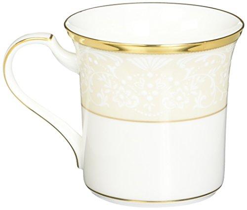 Noritake White Palace Mug
