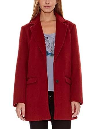 Pepe Jeans London Abrigo Sybil Rojo S