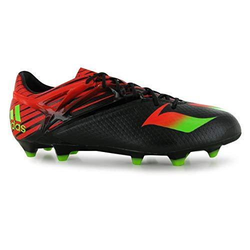 Adida GRN Ferme 1 Chaussures Football Sol Chaussures Crampons nbsp;FG BLK de de Messi 15 wrO6qarX