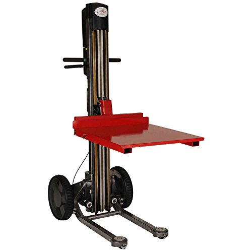 (Magliner LPS4814ND1 LiftPlus Folding Battery Powered Lift Truck - 24