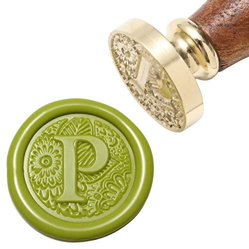 seal stamp p - 6