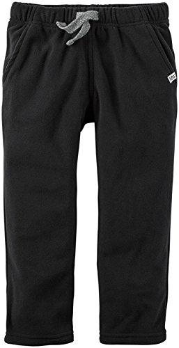 Microfleece Knit Pants - 4