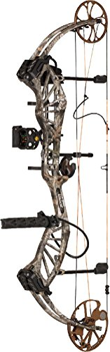 Bear Archery 2018 Approach RTH Compound Bow 70# RightHand Realtree Edge Camo
