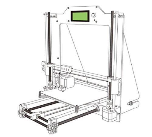 LinkSprite-DIY-3D-printer-Link3d-Kit