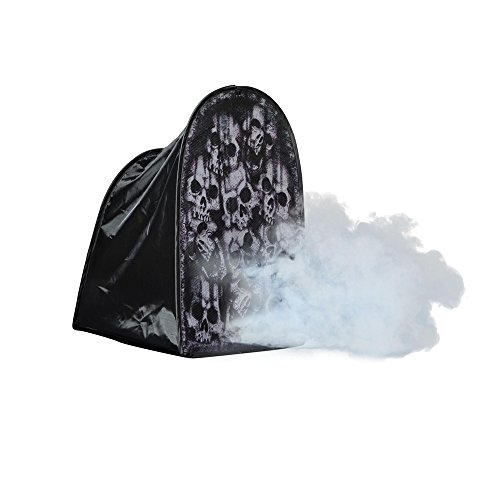 Tombstone Collapsible Fog Machine Cover, 1 Count, Assorted - Styles Vary