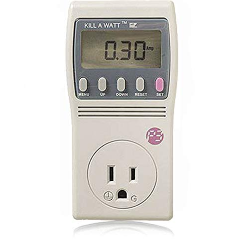 P3 International P4460 Kill A Watt EZ Electricity Usage Monitor