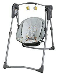 Graco Slim Spaces Compact Baby Swing, Linus BOBEBE Online Baby Store From New York to Miami and Los Angeles