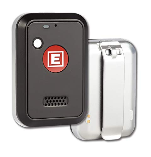 FastHelp™ Medical Alert Device No Monthly Fees - No Landline or Cellphone Needed - Works Nationwide Where Cell Signal is Available - Water Resistant