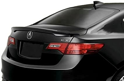 Amazon Com Acura Ilx Factory Style Spoiler 2013 2018 Primer Automotive