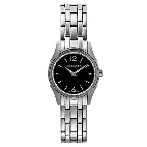 Hamilton Women's H32261135 Jazzmaster Silver Dial Watch