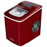 Northair Countertop Ice Maker Machine Up to 26lbs/Day with LCD...