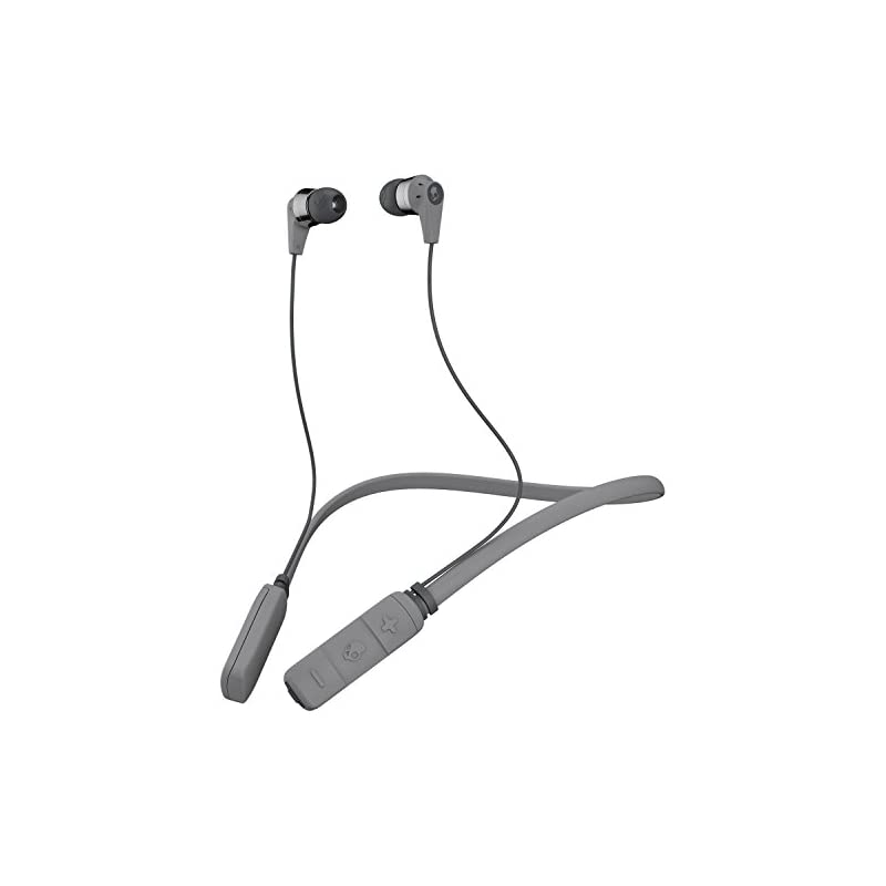 Skullcandy Ink'd Bluetooth Wireless Earbuds with Microphone, Noise