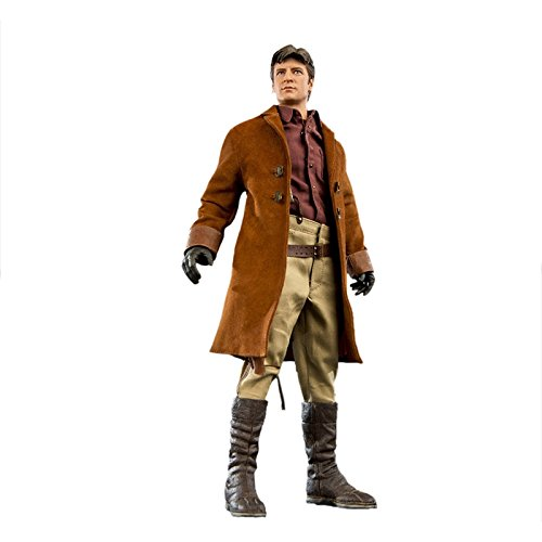 Quantum Mechanix Firefly: Malcolm Reynolds Action Figure (1:6 (Mal Firefly Costume)