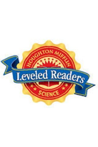 Read Online Houghton Mifflin Science Leveled Readers: Audio CDs Language Support Grade 4 PDF