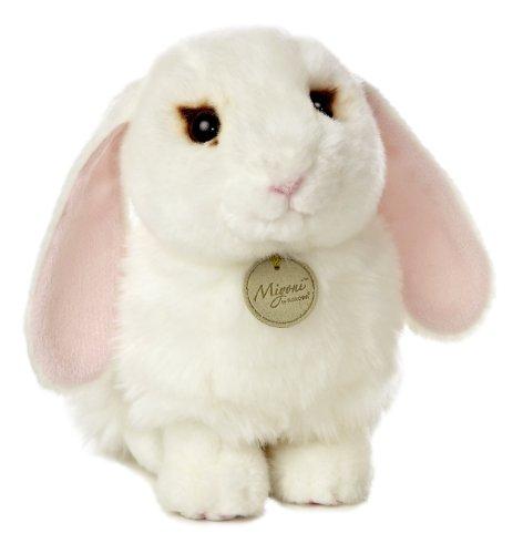 Lop Eared Bunny (Aurora World Miyoni Lop Eared Bunny Plush, 9