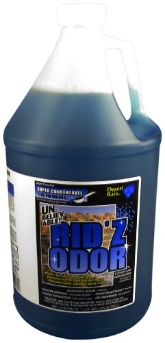 Unbelievable! UKO-644 128 Oz. Rid'z Odor Desert Rain Super Concentrated Deodorizer (Case of 4) by Core Products Company (Image #1)