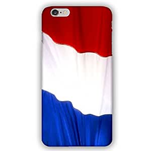 French France Flag iPhone 6 Slim Phone Case