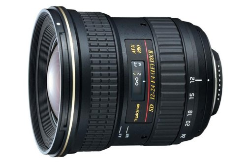 Tokina AF 12-24mm f/4 AT-X 124 Pro DX II Lens - Canon Mount by Tokina