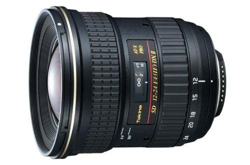 Tokina AF 12-24mm f/4 AT-X 124 Pro DX II Lens - Canon Mount