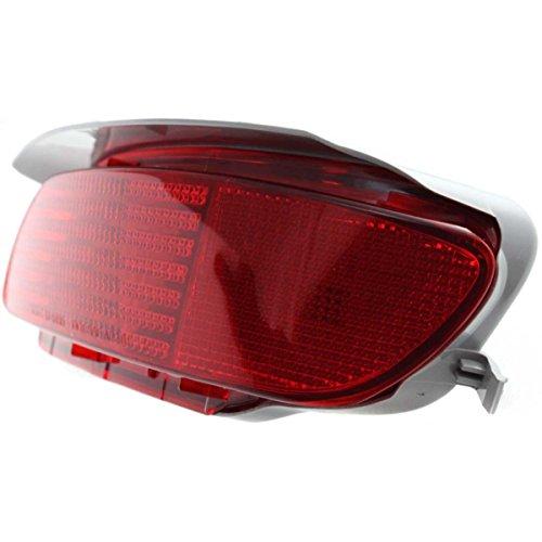 (Diften 168-C3518-X01 - New Side Marker Corner Lamp Parking Light Cornerlight Passenger Right Rear RH)